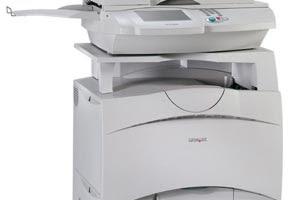 Lexmark X752e MFP Printer Driver Download