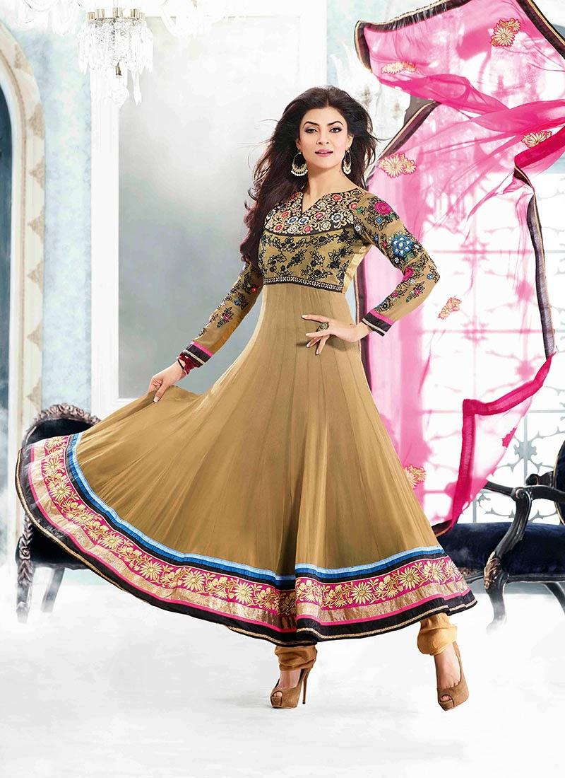 Bollywood Designers Anarkali Dresses 2013 Best Indian