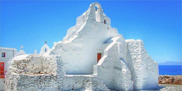 Guida di Mykonos, Cicladi, Grecia