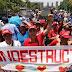 Pueblo venezolano llama a mantener la paz nacional