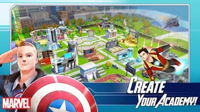 download marvel avengers apk