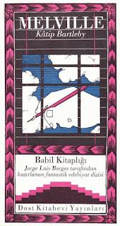 Babil Kitaplığı 16 - Herman Melville - Katip Bartebly