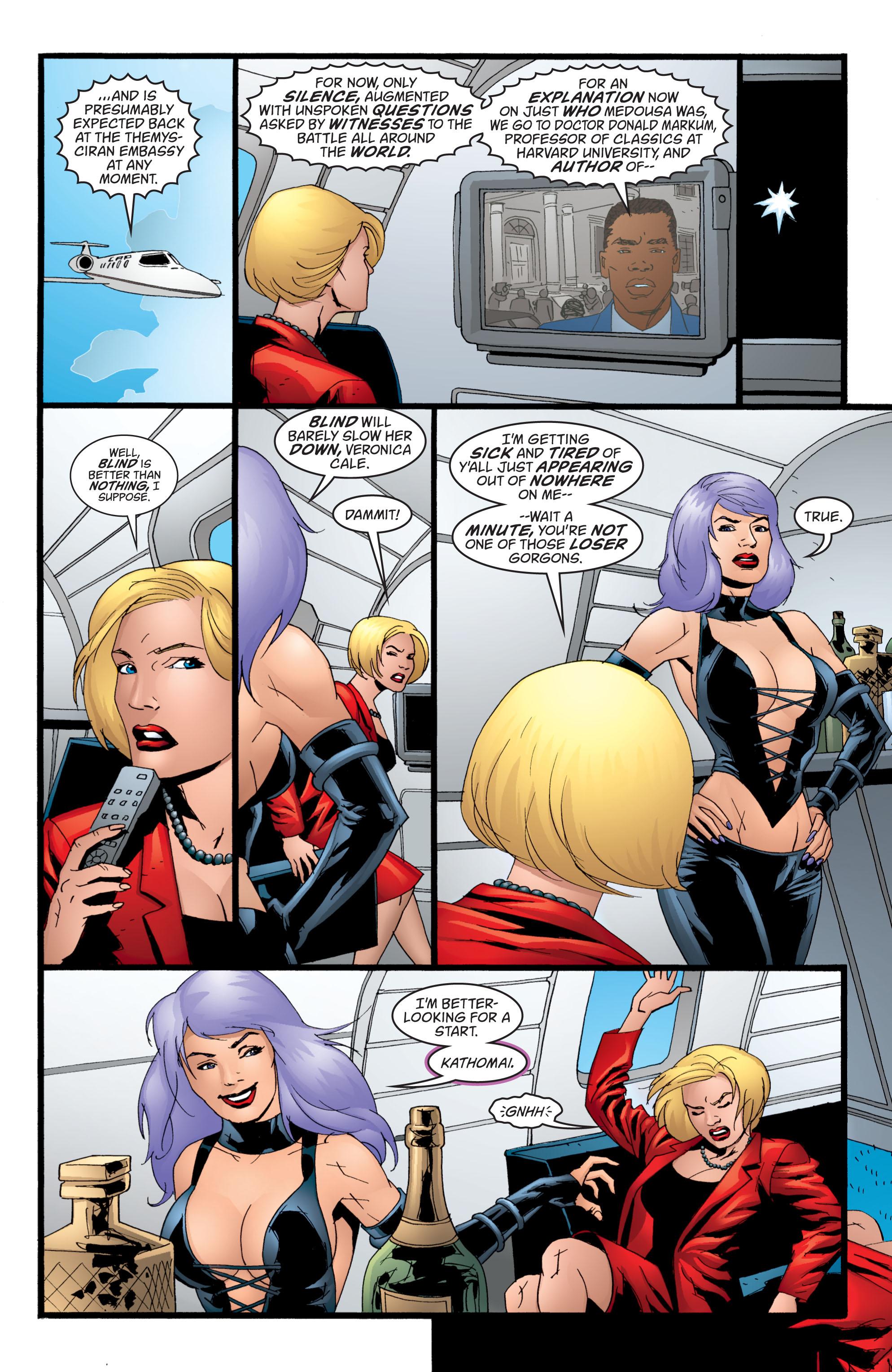 Read online Wonder Woman (1987) comic -  Issue #211 - 9