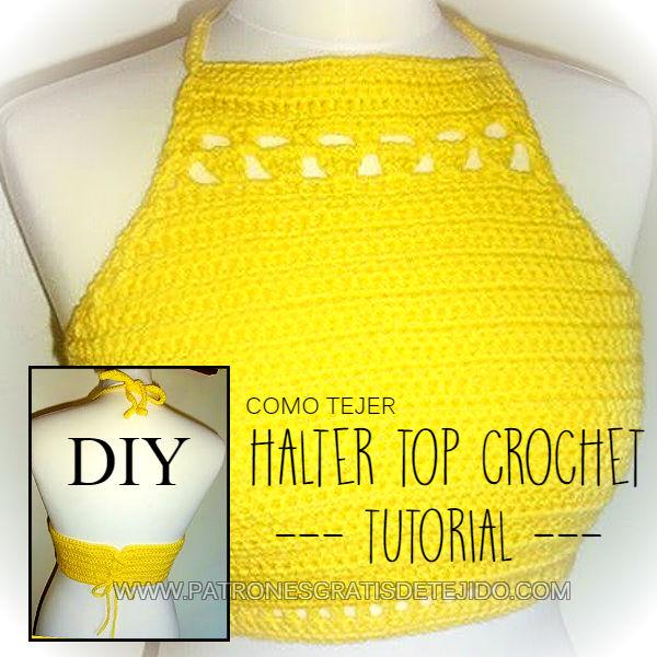 como-tejer-halter-top-crochet