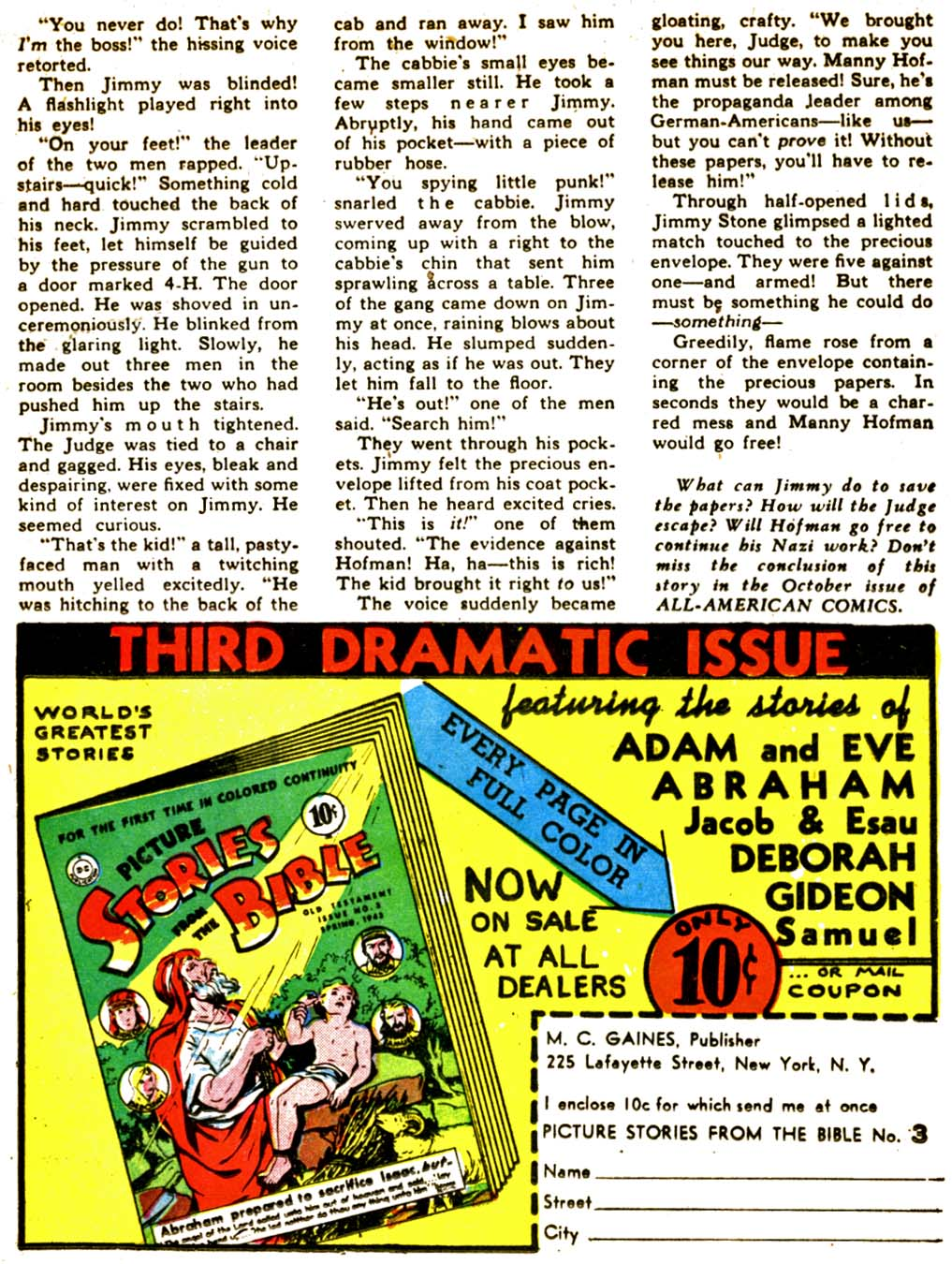 Read online All-American Comics (1939) comic -  Issue #52 - 33