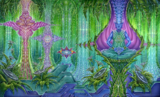 amazing psychedelic artwork