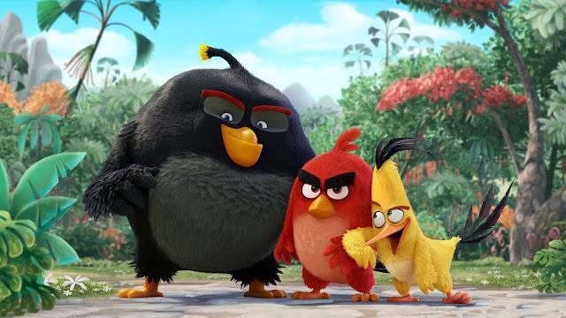 angry birds filme movie critica ted personagens