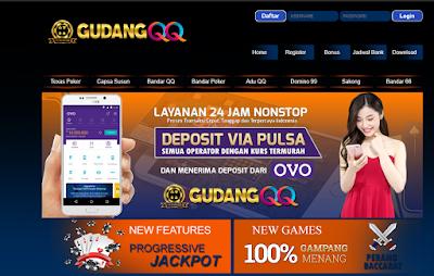 Situs Judi QQ Online Deposit Pulsa Tanpa Potongan Yang Ramai Di Bahas