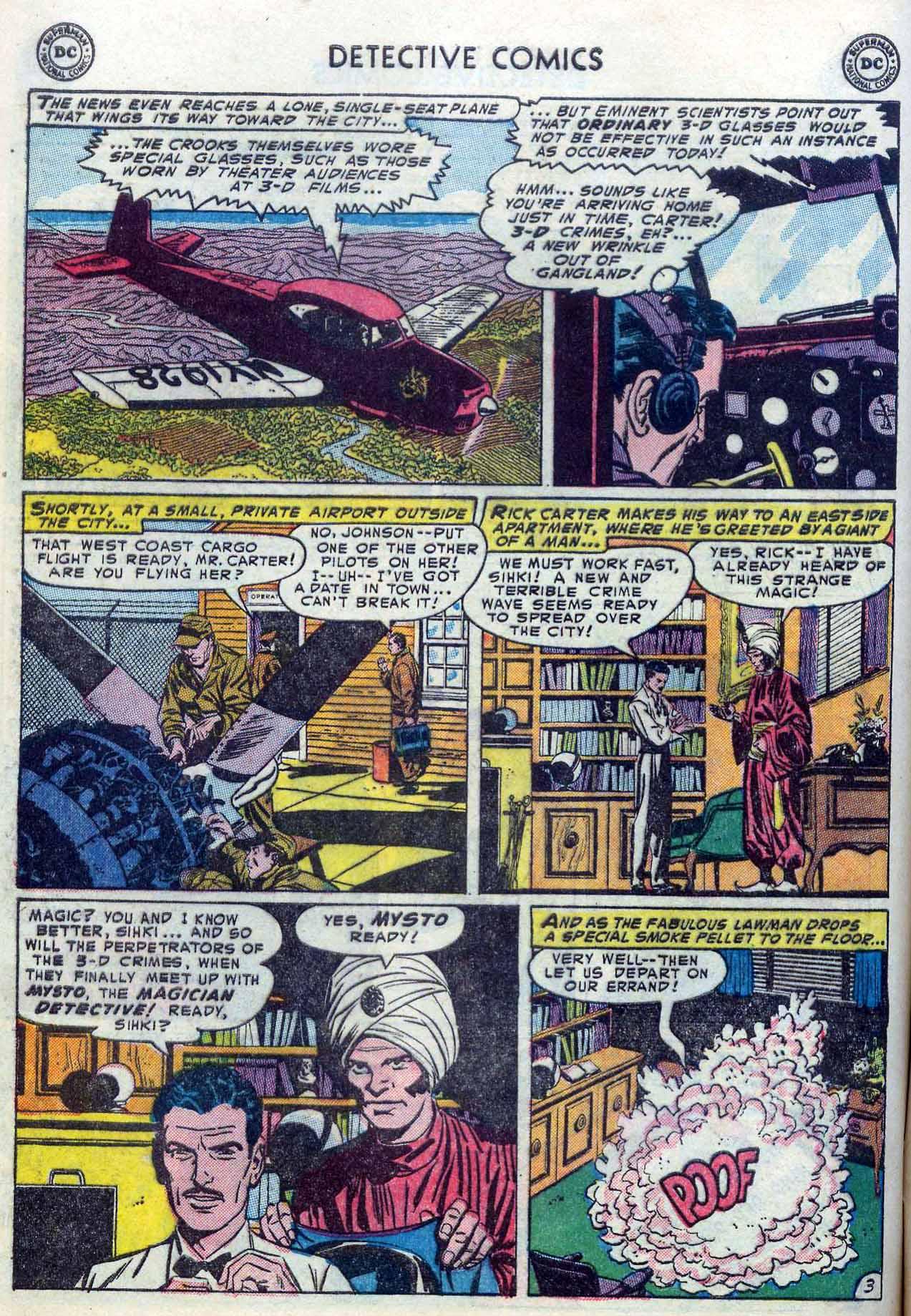 Read online Detective Comics (1937) comic -  Issue #204 - 36