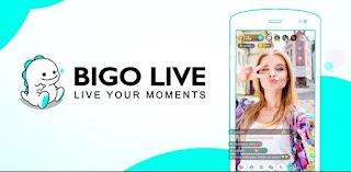 BIGO LIVE Aplikasi live streaming Populer