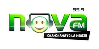 Radio Nova 95.9 FM Chanchamayo La Merced