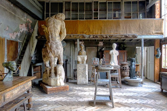 Paris : Musée Bourdelle, un atelier-musée de charme - 18 rue Antoine Bourdelle - XVème