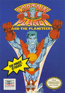 Captain Planet and the PlaneteersBucky O'Hare (BR) [ NES ]