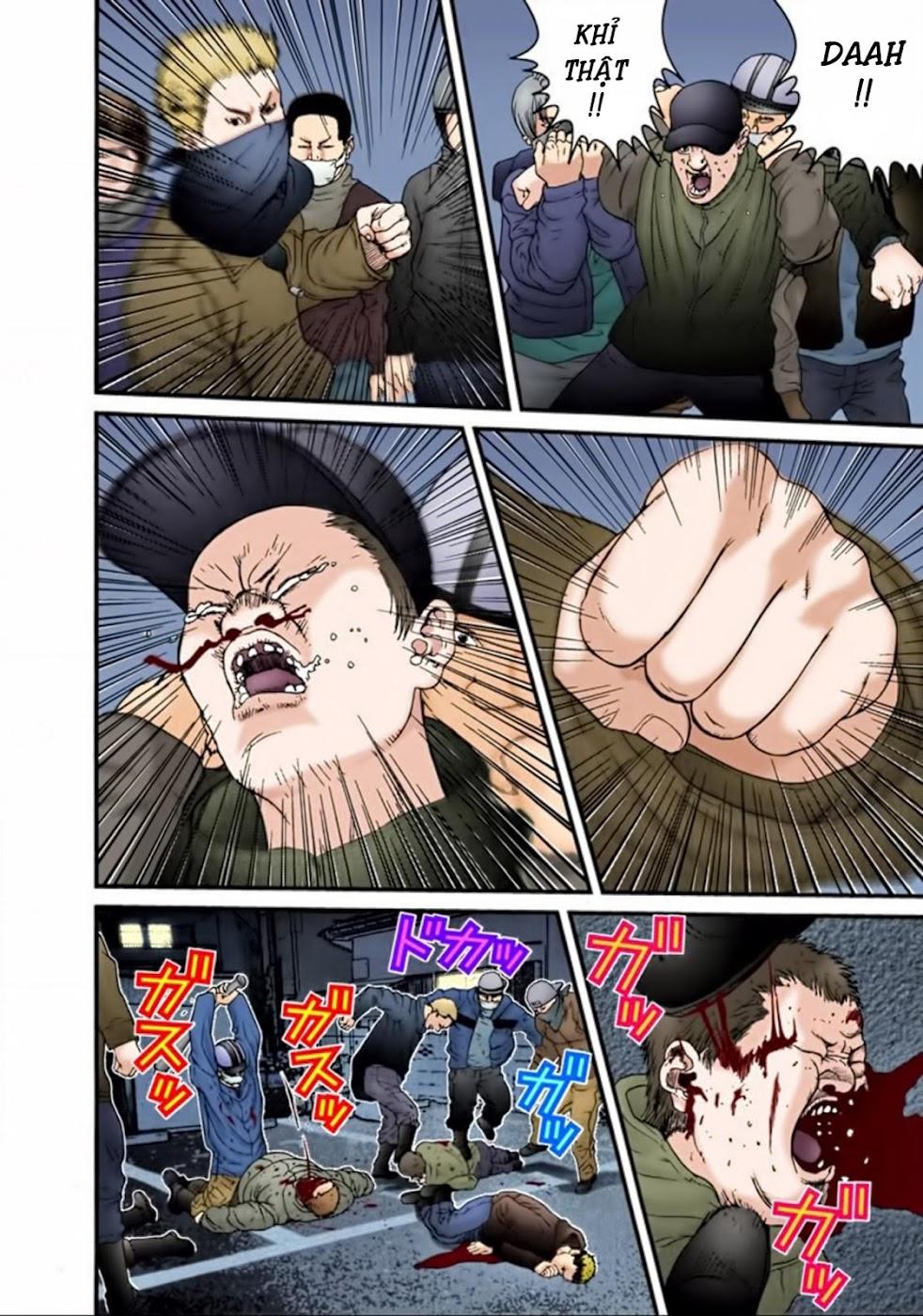Gantz Chap 29: Zoku trang 14