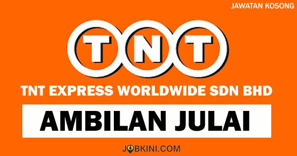 TNT Express Worldwide Sdn Bhd