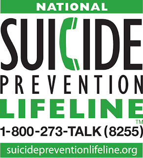 Suicide Prevention Lifeline (1-800-273-TALK (8255)