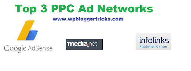 top 3 Ppc Ad Networks In 2017