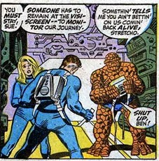 Fantastic Four 109-JohnBuscema