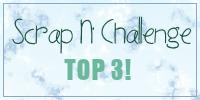 Challenge Top 3 Badge