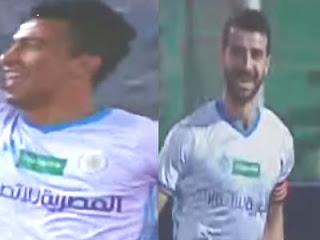 الإسماعيلى يهزم المقاصة بأربعة أهداف مقابل هدف ويستمر فى صدارة الدورى المصرى