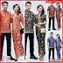 ZBT01709 Kebaya Batik Couple Santika Bandung Style BMGShop