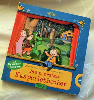 Mein erstes Kasperletheater von Hans-Christian Schmidt und Andreas Német