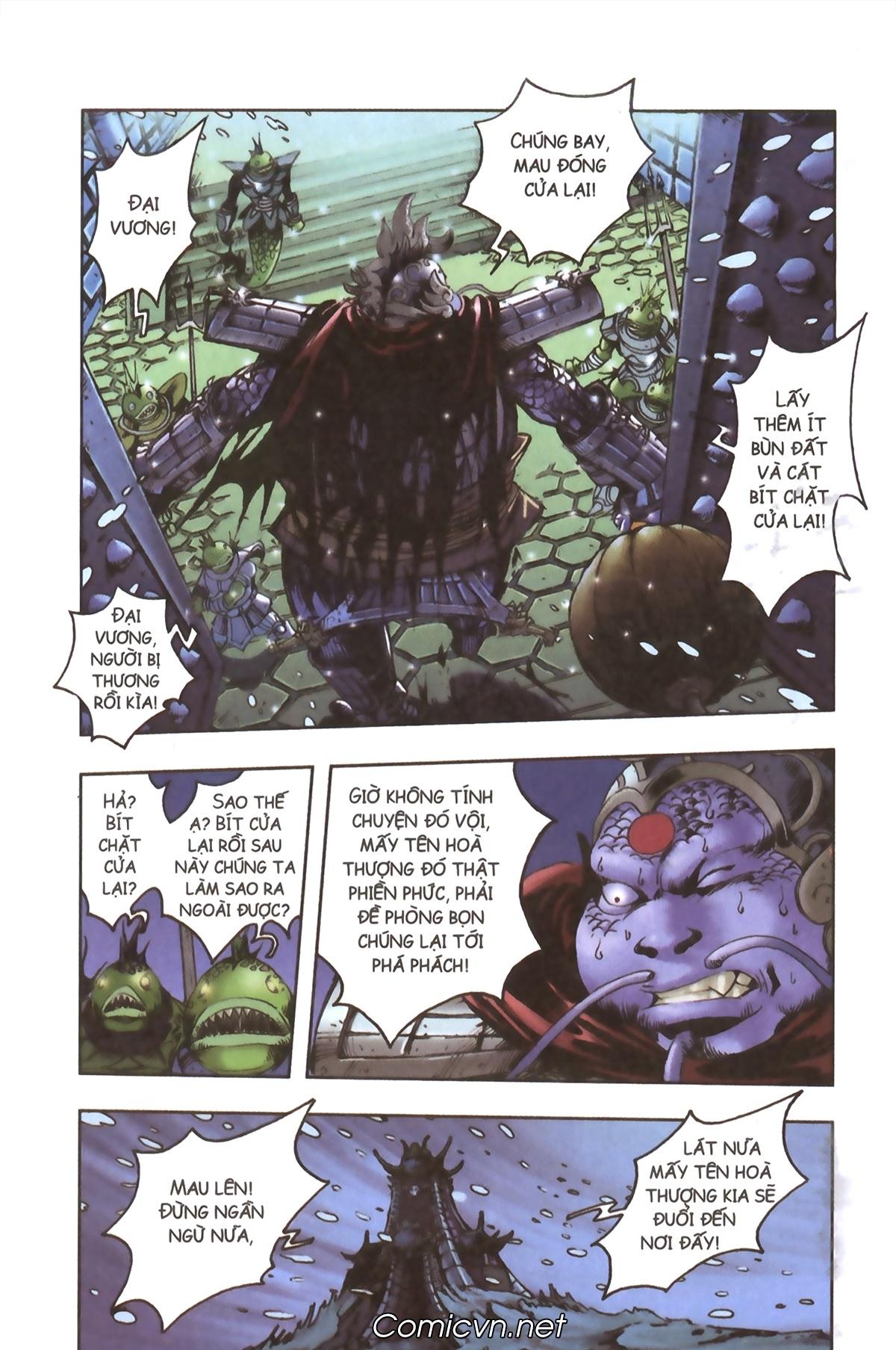 Tây Du Ký màu - Chapter 95 - Pic 17