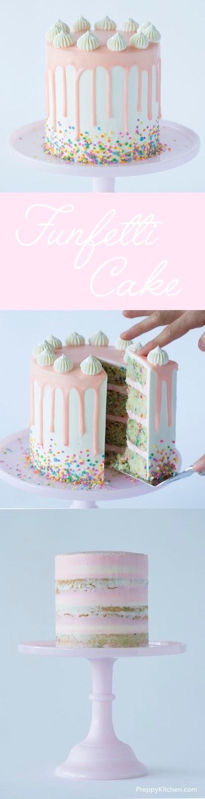 Funfettí Cake