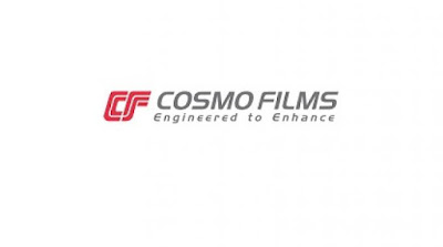 Cosmo Films Gains 11% On Launching CPP High Barrier Films