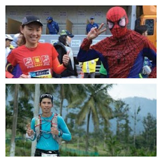 Sarawak's Ultraman takes it all in his stride