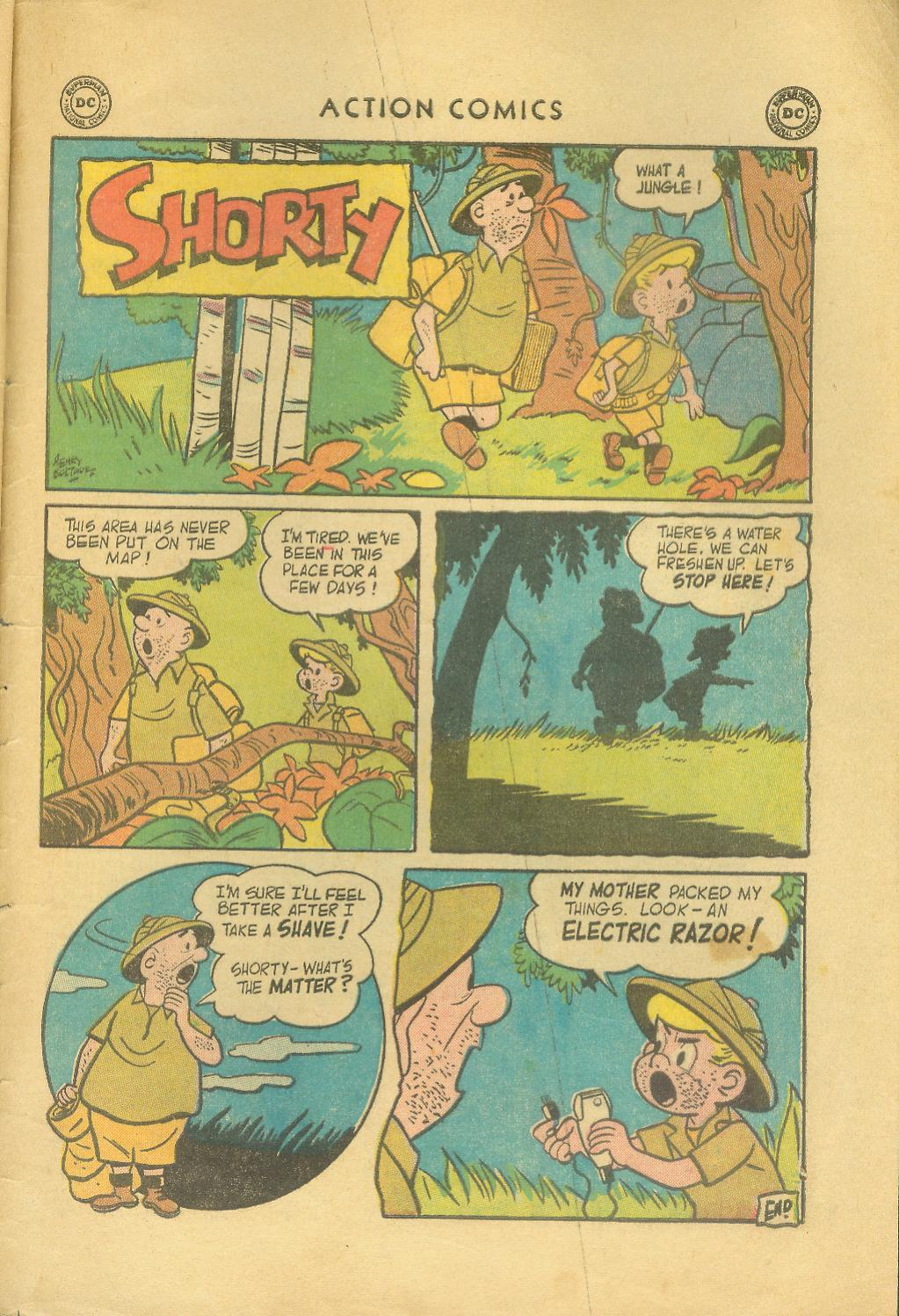 Action Comics (1938) 216 Page 33
