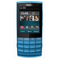 Nokia X3 02 Touch and Type