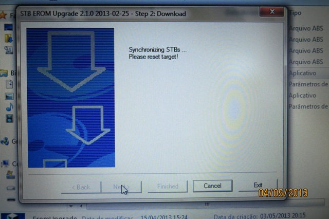 stb erom upgrade 2 1 0 download