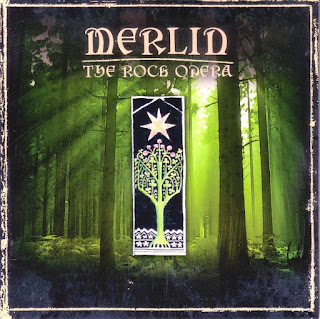 Fabio Zuffanti & Victoria Heward - 2000 - Merlin: The Rock Opera