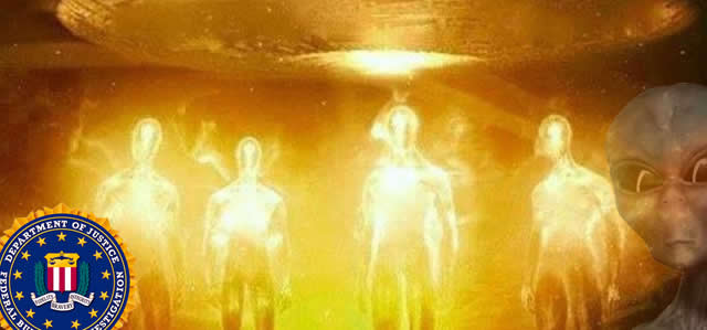 Interdimensional Entities Are Visiting Us Confirms The FBI - It's Official