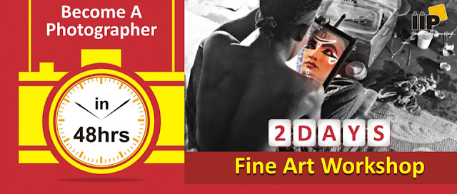 Fine Art Photography Workshop in Noida