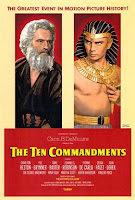 10 commandments movie poster