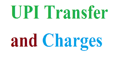 IMPS Transfer and UPI Charges,Imps, imps transfer, imps charges, imps timings, imps fund transfer, imps limit, upi charges