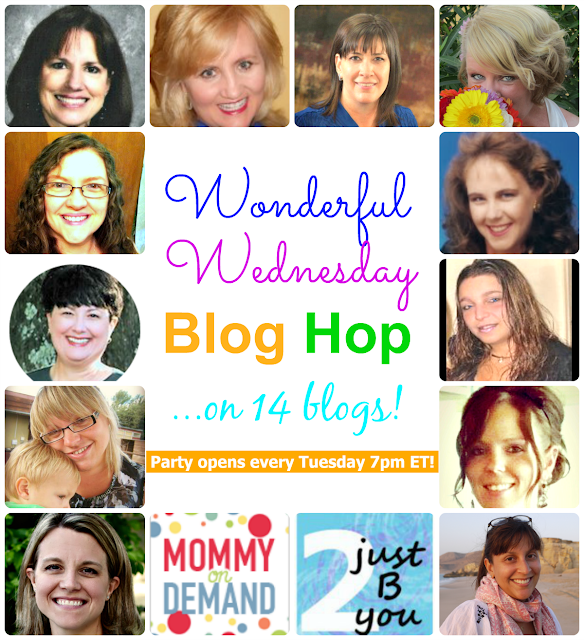 blog hop, link party