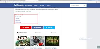 Pilih Server Download Untuk Mengunduh Film Subtitle Indonesia di Pelikularia
