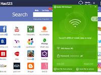 Cara Hemat Kuota Internet lewat Baidu WiFi Hotspot