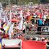 VÍDEO: Impactante - Pueblo Chavista se desborda en las capital de Venezuela como bloque de poder ante violencia opositora