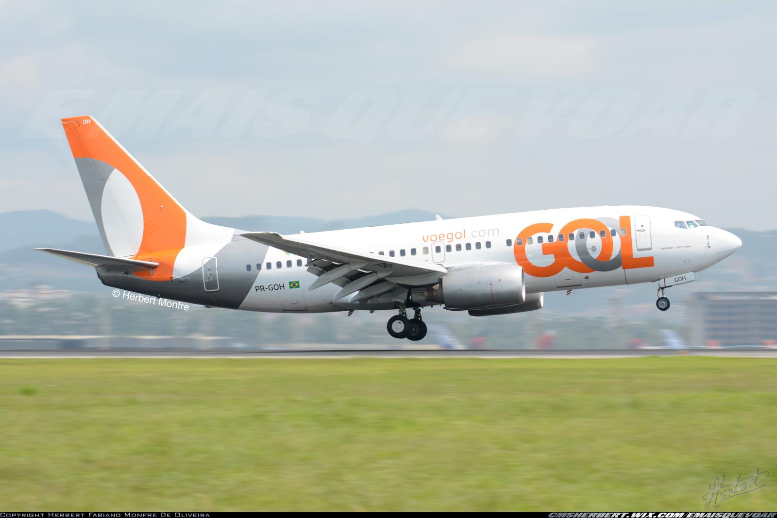 GOL inicia parceria com a Passaredo para voos regionais