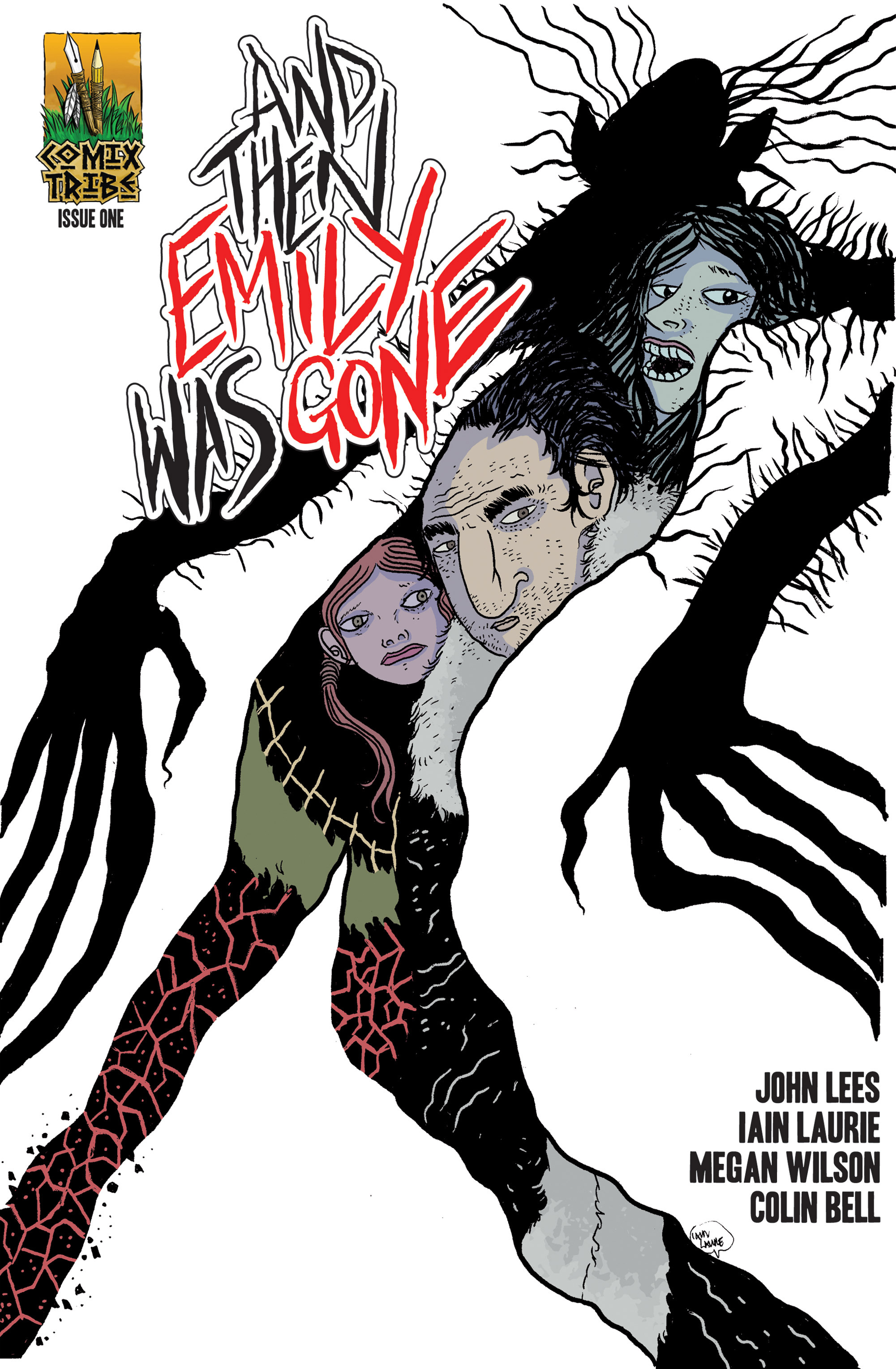 Read online And Then Emily Was Gone comic -  Issue #1 - 2