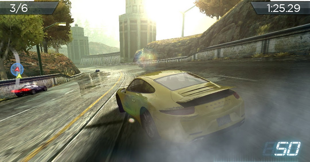 Review Need For Speed Most Wanted Ps3 Digitally Downloaded