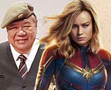 CAPTAIN MARVEL & CAPTAIN Z FROM THE DUKES.