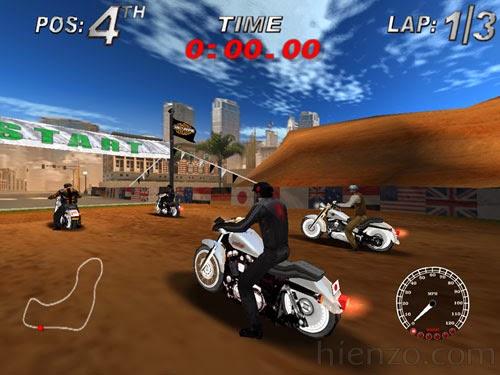Harley Davidson Game (1)