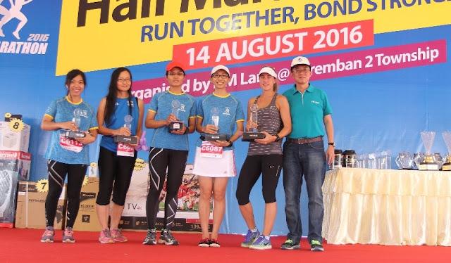 IJM Land Half Marathon 2016,