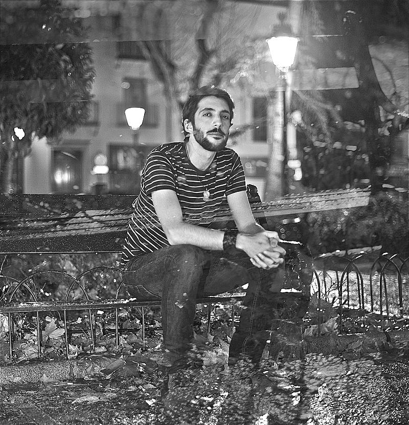 José Salento, autor de 'Luciérnagas en la ciudad' - Cine de Escritor
