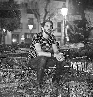 José Salento, autor de Luciérnagas en la ciudad - Cine de Escritor